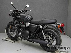 2018 Triumph Bonneville 900 T100 for sale 200624738