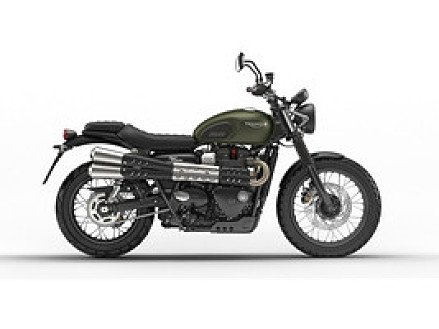 2018 Triumph Street Scrambler for sale 200569615