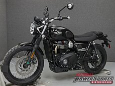 2018 Triumph Street Scrambler for sale 200579570