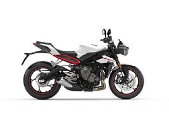 2018 Triumph Street Triple R for sale 200569559