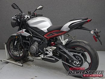 2018 Triumph Street Triple R for sale 200579673