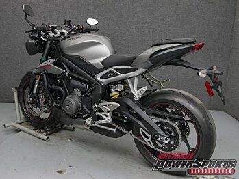 2018 Triumph Street Triple RS for sale 200617411