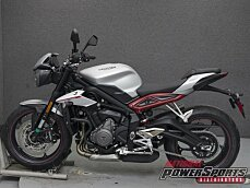 2018 Triumph Street Triple R for sale 200579659