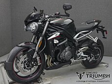 2018 Triumph Street Triple RS for sale 200579678