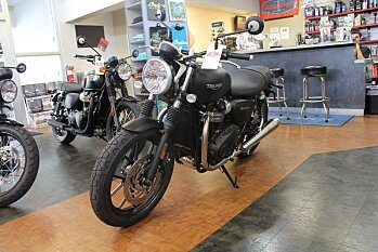 2018 Triumph Street Twin for sale 200502404