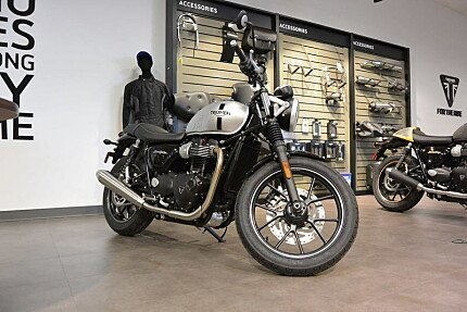 2018 Triumph Street Twin for sale 200560657