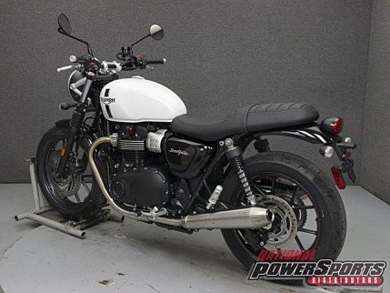 2018 Triumph Street Twin for sale 200579694