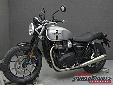 2018 Triumph Street Twin for sale 200579695