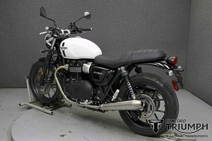 2018 Triumph Street Twin for sale 200624739