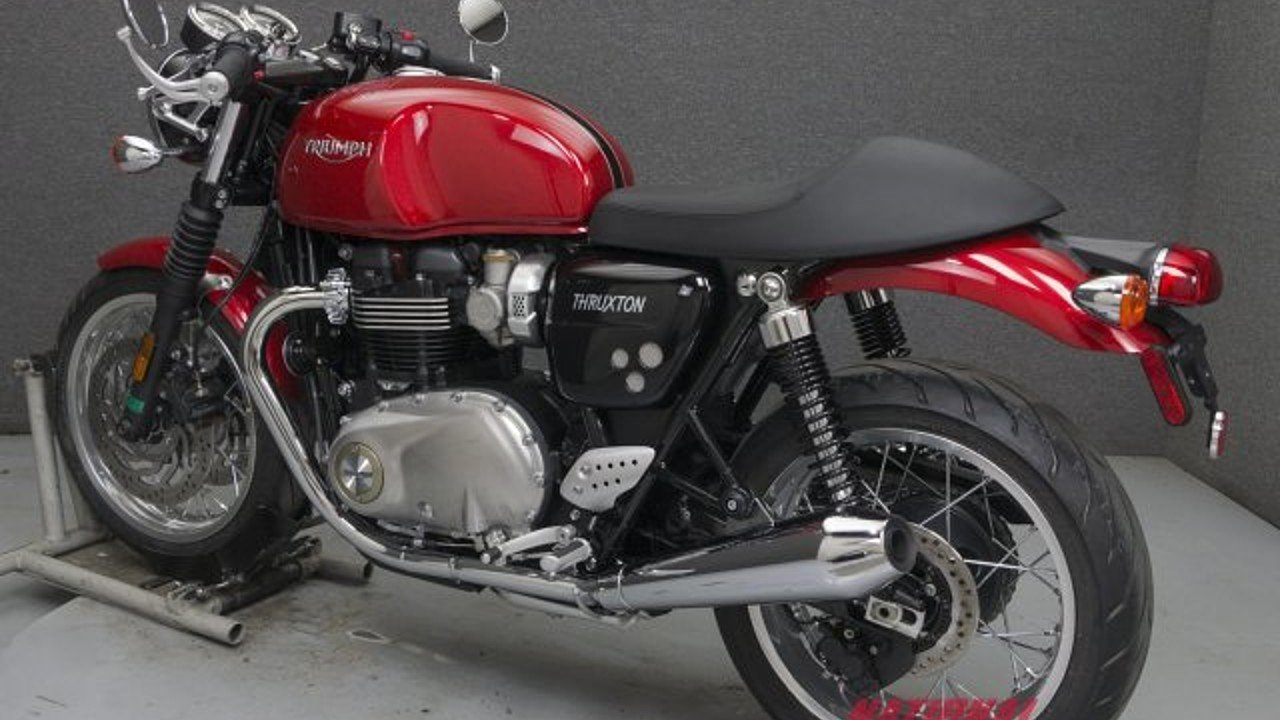 2018 Triumph Thruxton for sale 200579665