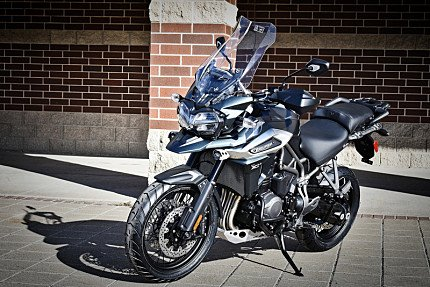 2018 Triumph Tiger Explorer XCA for sale 200569634