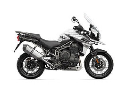 2018 Triumph Tiger Explorer XCA for sale 200601941