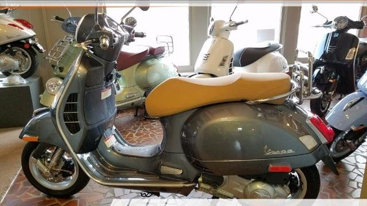 2018 vespa gts 300 for sale near marietta georgia 30062. Black Bedroom Furniture Sets. Home Design Ideas