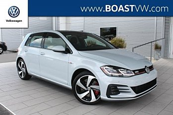 2018 Volkswagen GTI 4-Door for sale 101018174