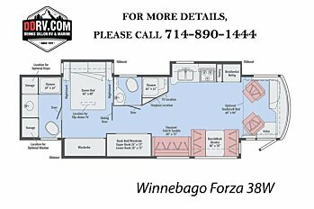 2018 Winnebago Forza for sale 300149413