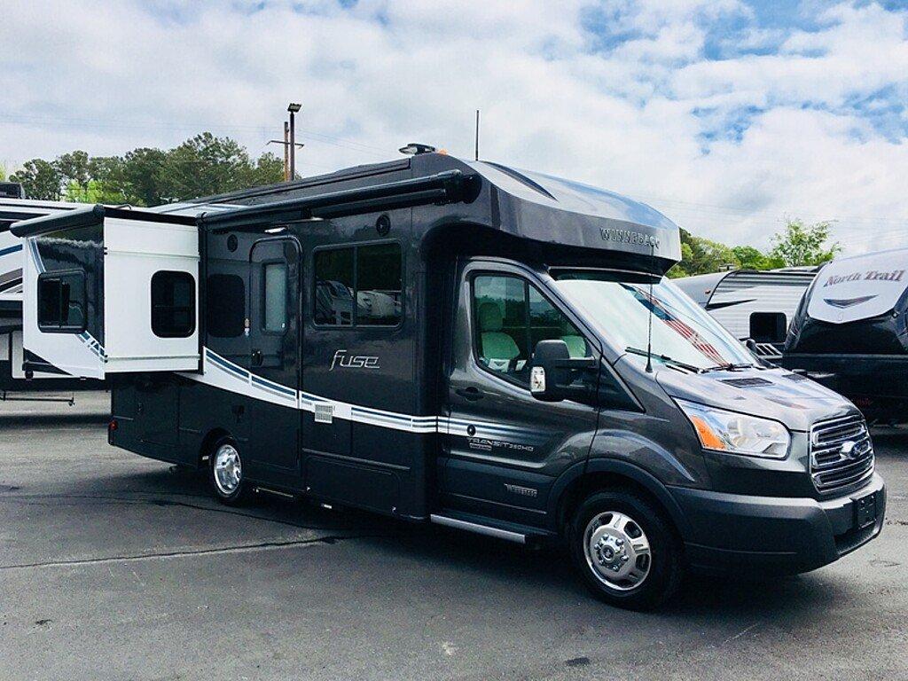 2018 Winnebago Fuse for sale near Woodstock, Georgia 30189 - RVs on