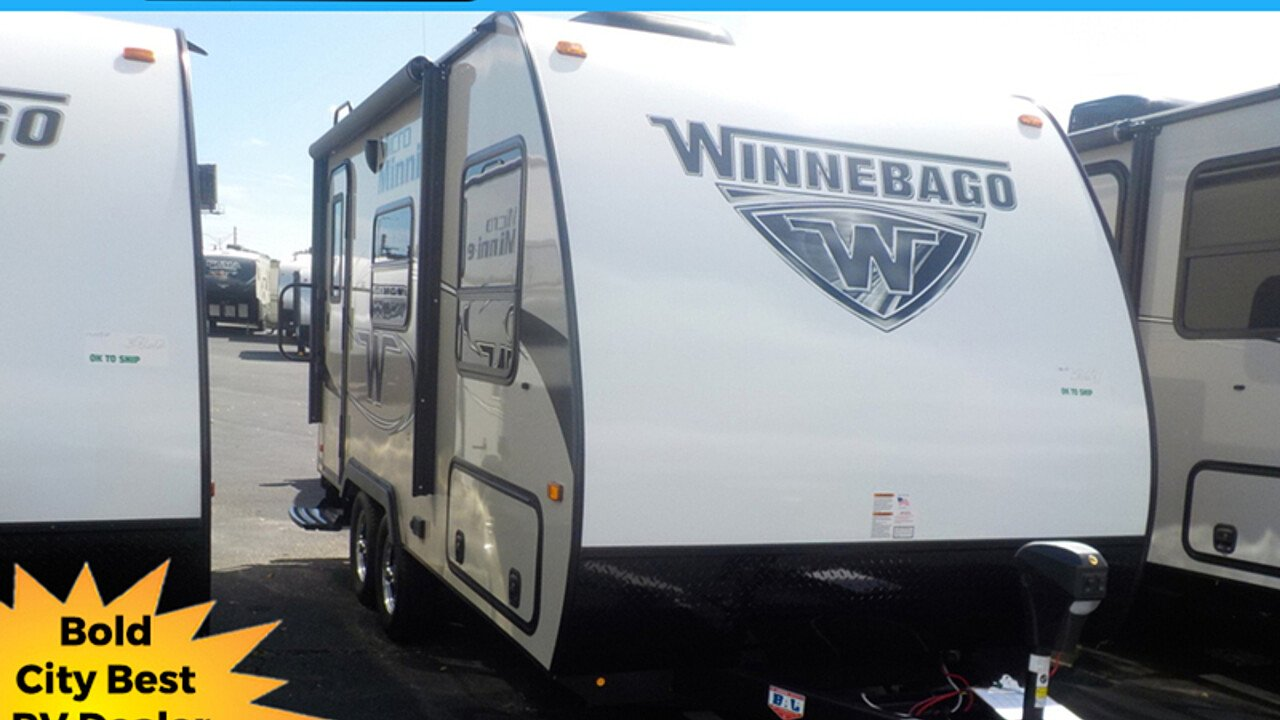 2018 Winnebago Micro Minnie for sale 300150588