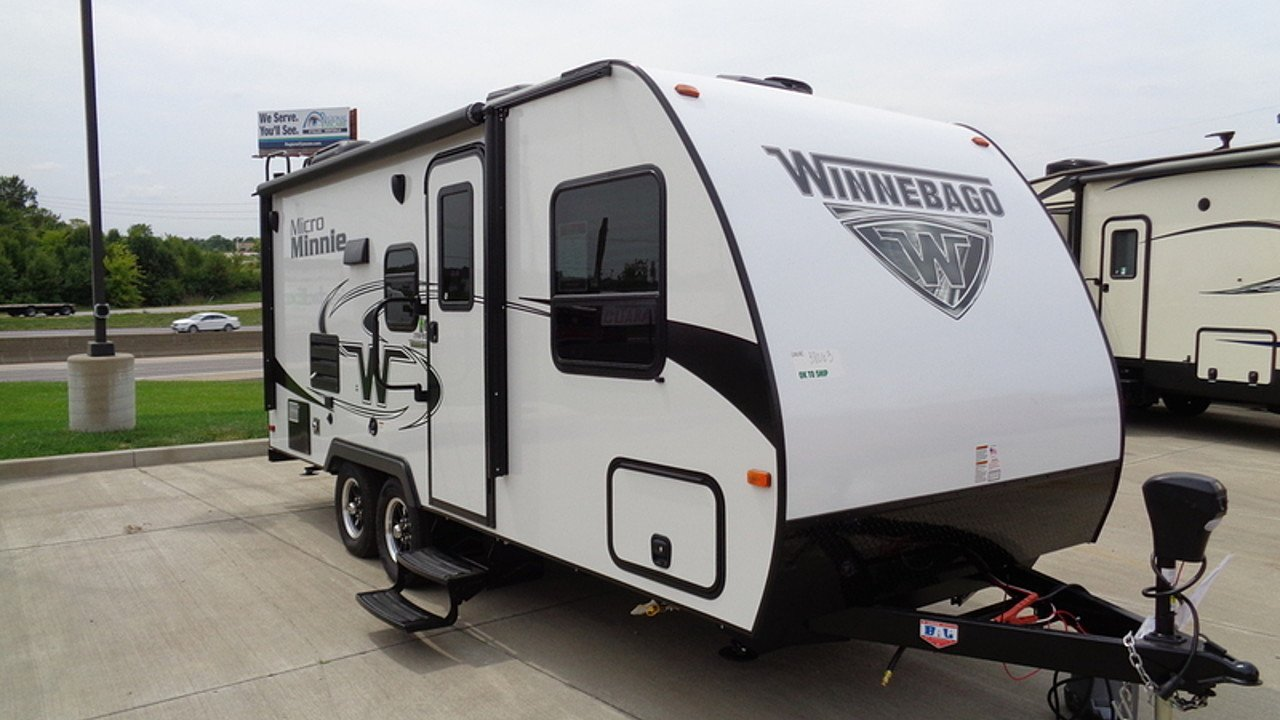 2018 Winnebago Micro Minnie for sale 300156817