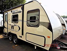 2018 Winnebago Micro Minnie for sale 300155831