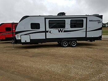 2018 Winnebago Minnie for sale 300147880