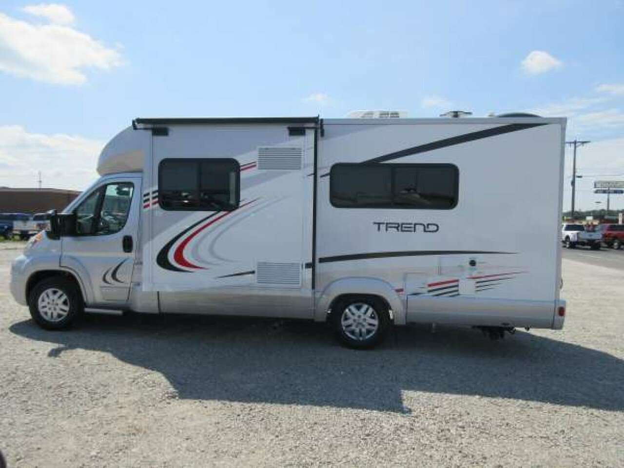 2018 Winnebago Trend For Sale Near Auburn Indiana 46706