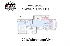 2018 Winnebago Vista for sale 300144494