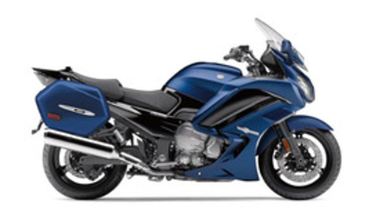 2018 Yamaha FJR1300 for sale 200526137
