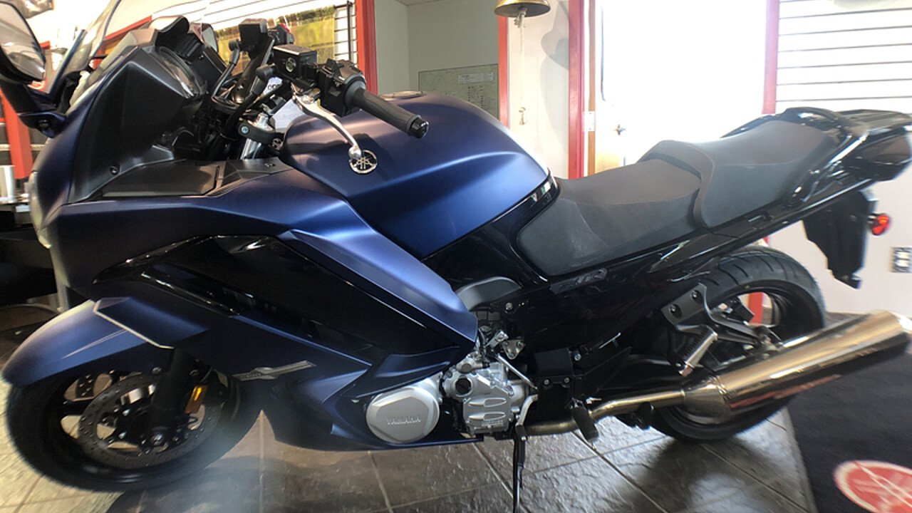 2018 Yamaha FJR1300 for sale 200597649