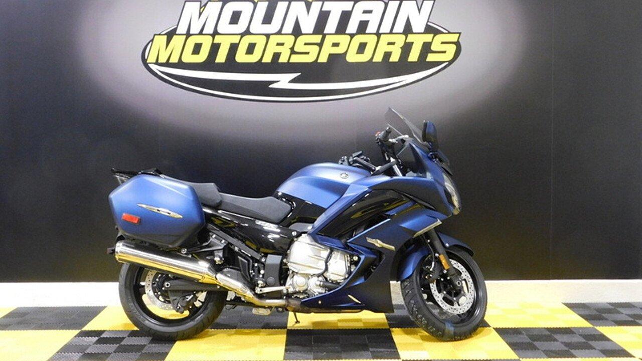 2018 Yamaha FJR1300 for sale 200599038