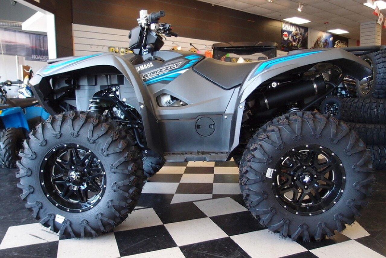 2018 Yamaha Grizzly 700 for sale near Huntsville, Alabama ...