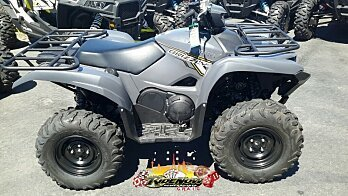 2018 Yamaha Grizzly 700 for sale 200517003