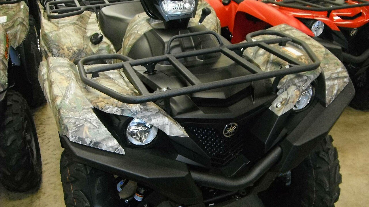 2018 Yamaha Grizzly 700 for sale 200529563