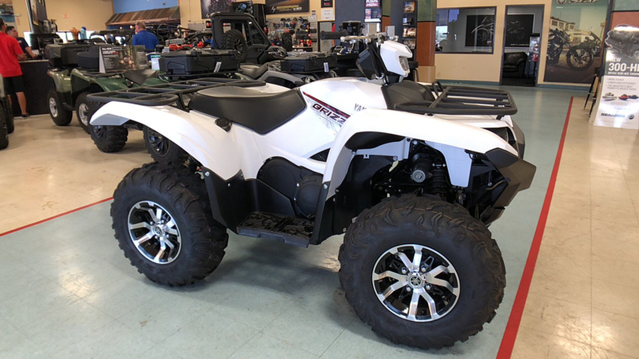 2018 Yamaha Grizzly 700 for sale 200533417