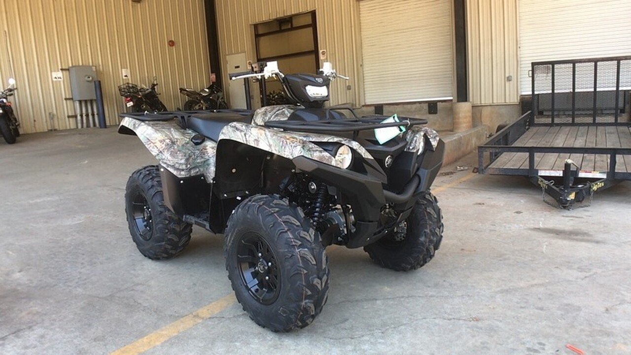 2018 Yamaha Grizzly 700 for sale 200546376