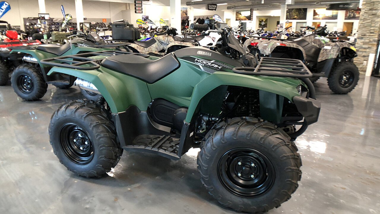 2018 Yamaha Kodiak 450 for sale 200553093