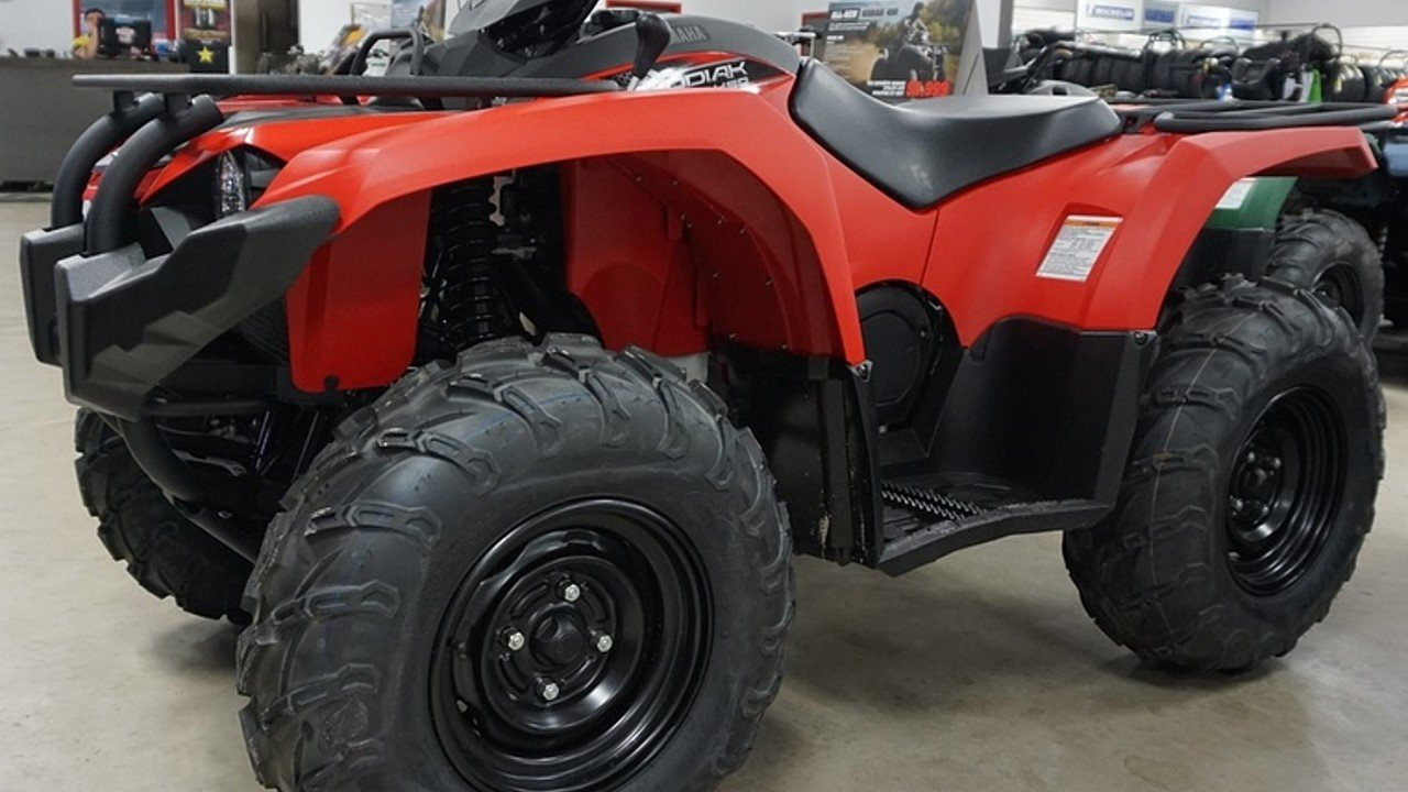 2018 Yamaha Kodiak 450 for sale 200570143