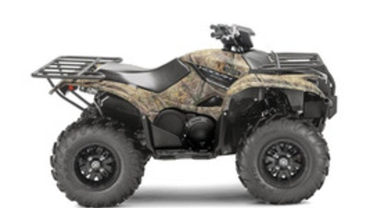 2018 Yamaha Kodiak 700 for sale 200563003