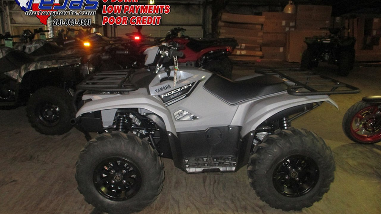 2018 Yamaha Kodiak 700 for sale 200584489