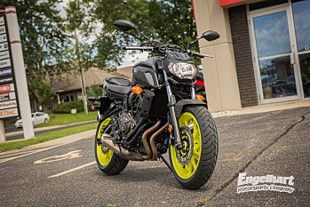2018 Yamaha MT-07 for sale 200582228