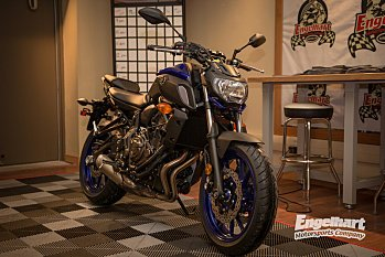 2018 Yamaha MT-07 for sale 200582349