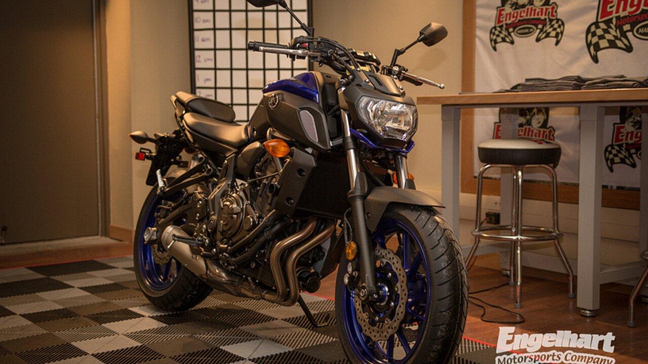 2018 Yamaha MT-07 for sale 200582349