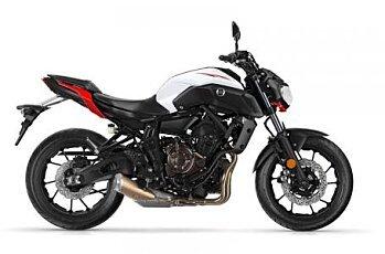 2018 Yamaha MT-07 for sale 200595796