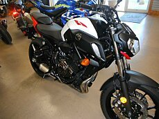 2018 Yamaha MT-07 for sale 200618888