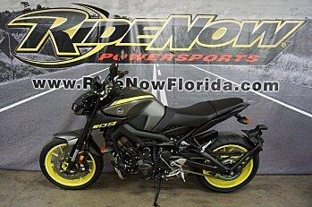 2018 Yamaha MT-09 for sale 200575407