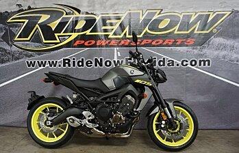 2018 Yamaha MT-09 for sale 200589993