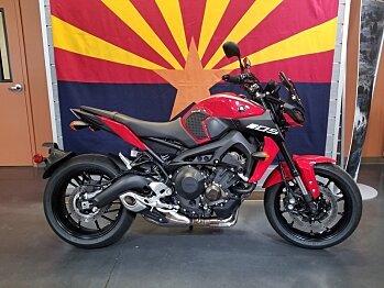 2018 Yamaha MT-09 for sale 200600124