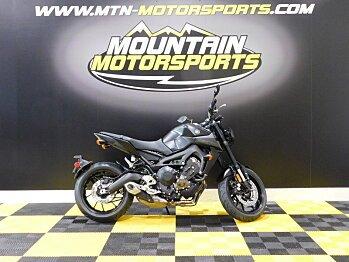 2018 Yamaha MT-09 for sale 200602275