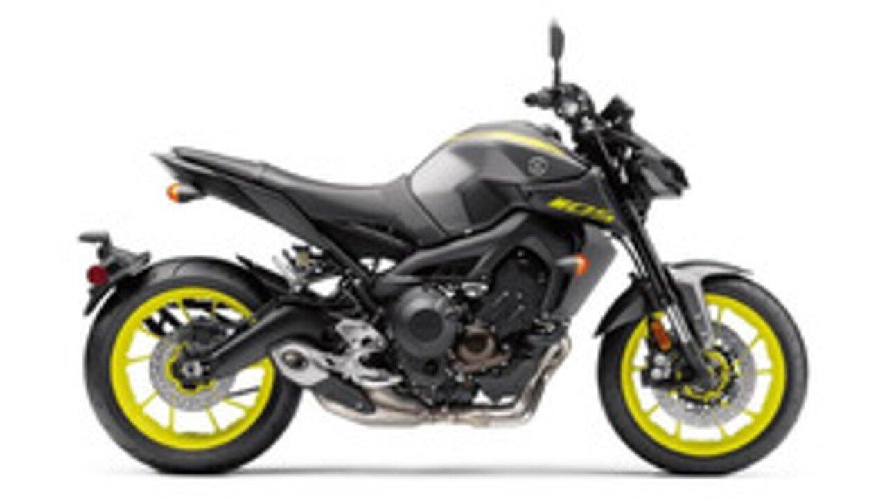 2018 Yamaha MT-09 for sale 200609342