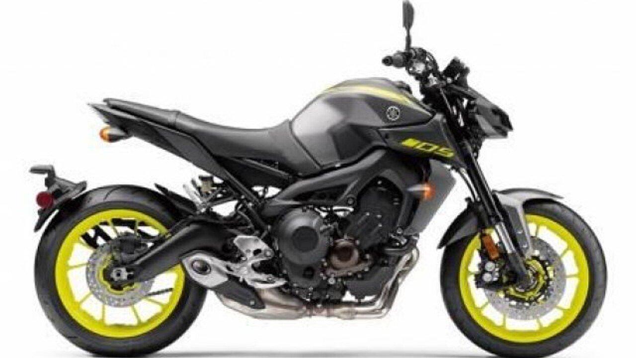 2018 Yamaha MT-09 for sale 200611282