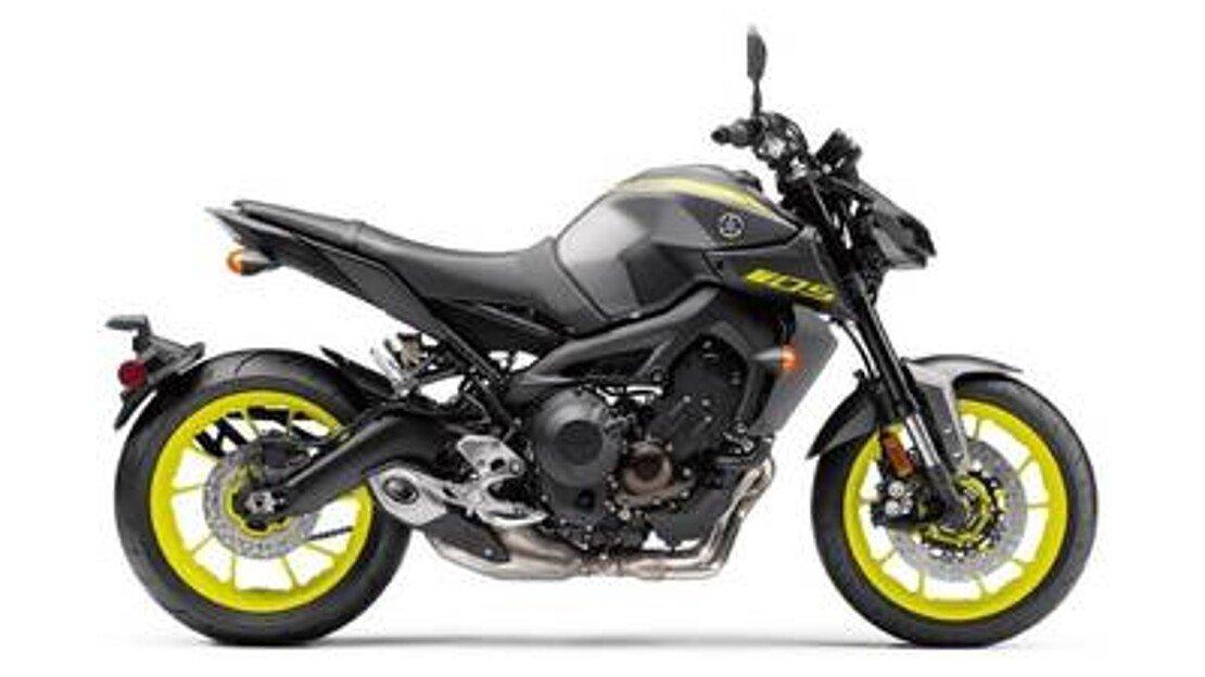 2018 Yamaha MT-09 for sale 200623649